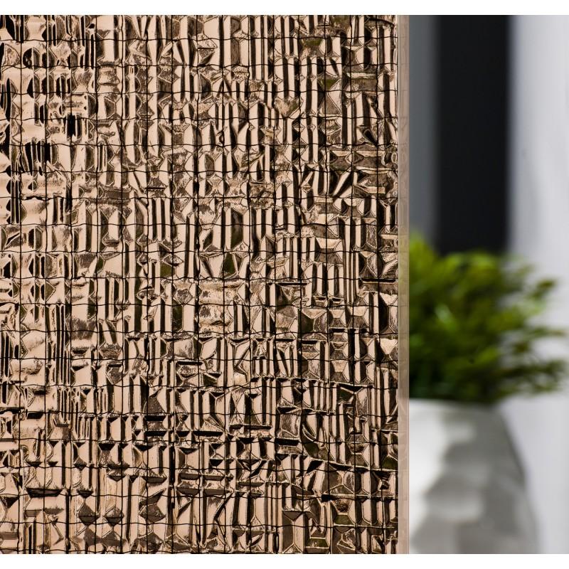 Draht Abstracto Bronze 7mm - Glaserei Jansen OnlineShop