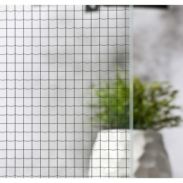 Drahtspiegelglas 7mm